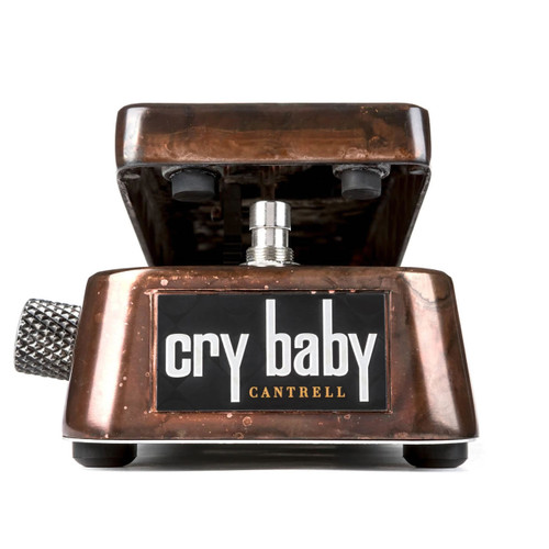 Jim Dunlop JC95 Jerry Cantrell Cry Baby Wah