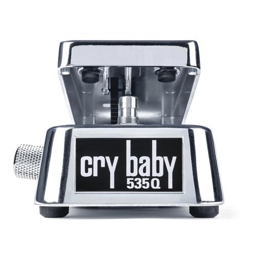Jim Dunlop Chrome 535Q Cry Baby Wah