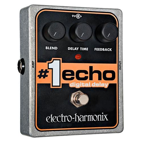 Electro-Harmonix #1 Echo Pedal