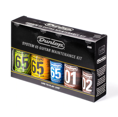 Jim Dunlop System 65 Guitar Maintenance Kit