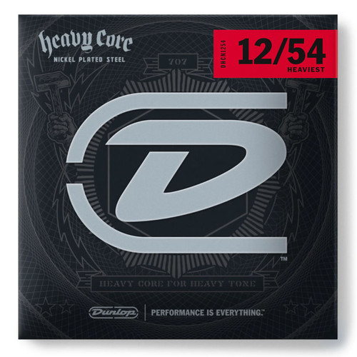 Jim Dunlop Heavy Core® Electric Strings