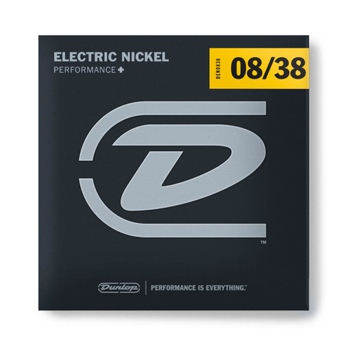 Jim Dunlop Electric Guitar Nickel Strings