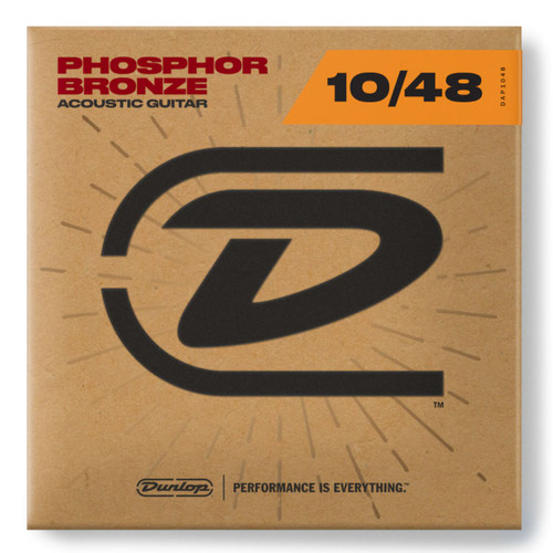 Jim Dunlop Acoustic Phosphor Bronze Strings
