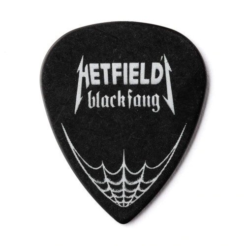 Jim Dunlop James Hetfield Black Fang Pick