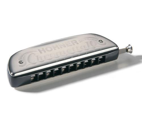 Hohner Chrometta 10 Chromatic Harmonica