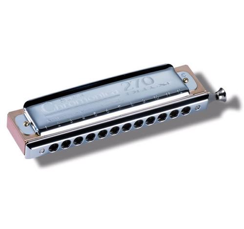Hohner Super Chromonica 270 Deluxe Harmonica