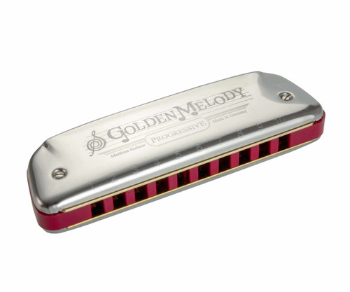 Hohner Golden Melody Diatonic Harmonica