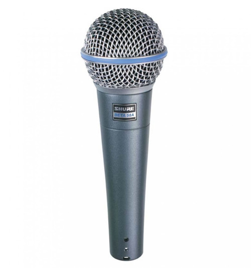 Shure Beta 58®A Vocal Microphone