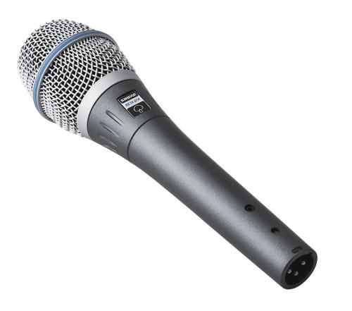 Shure Beta 87®A Vocal Microphone