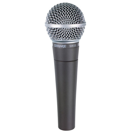 Shure SM58 - The Legendary Vocal Microphone