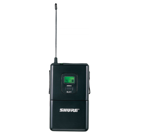 Shure SLX1 L4 Wireless Bodypack Trasmitter