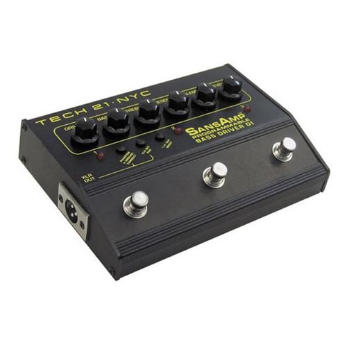 SansAmp Bass Driver Programmable