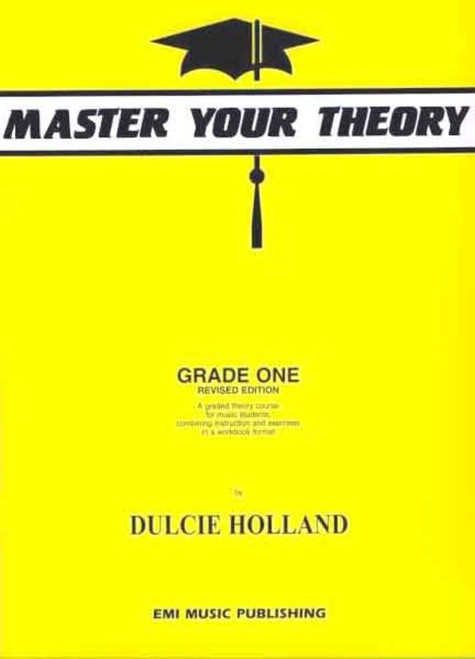 Master Your Theory Grade 1 - Dulcie Holland