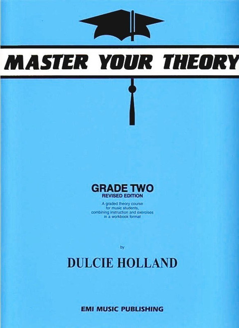 Master Your Theory Grade 2 - Dulcie Holland