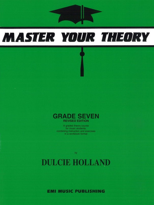 Master Your Theory Grade 7 - Dulcie Holland