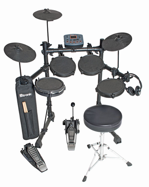 D-tronic Q2Plus Electronic Drum Kit