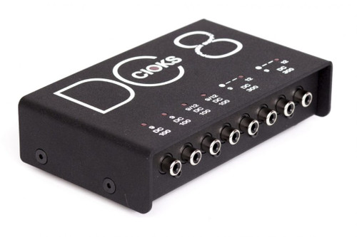 CIOKS DC8 Power Supply - 8 Outlets