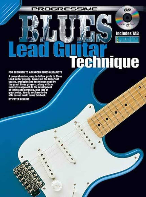 Progressive Blues Lead Guitar Technique