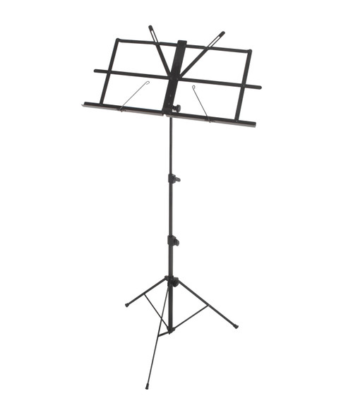 Xtreme Black Plated Music Stand