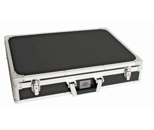 CNB Wah + 8 Pedal Road Case
