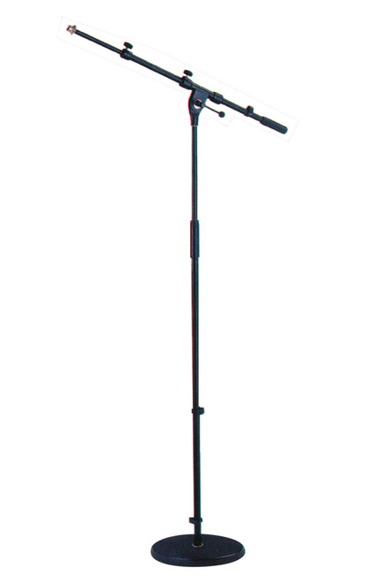 Xtreme Cast Base Microphone Boom Stand