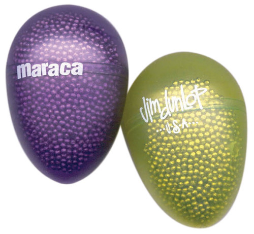 Jim Dunlop Gel Egg Maracas