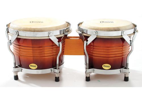 "Mano Percussion Tunable 7"" & 8"" Bongo Set"