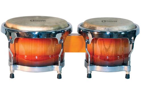 Mano Percussion Professional Cuban Style Bongos