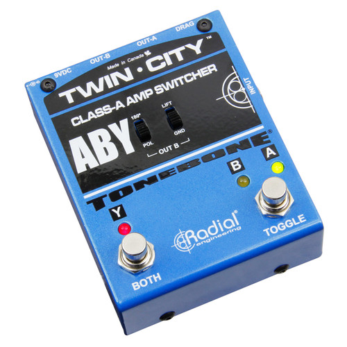Radial Engineering Bones Twin City ABY