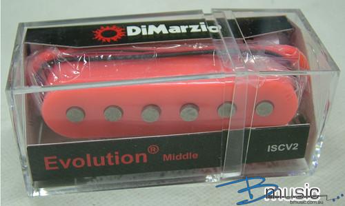 DiMarzio ISCV2 Evolution® Middle Pink