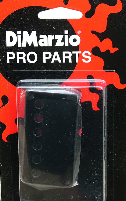 DiMarzio Humbucker Pickup Cover - Black