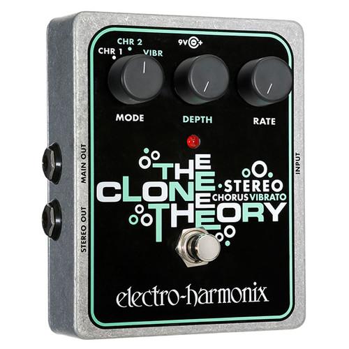 Electro-Harmonix Stereo Clone Theory Analog Chorus/Vibrato