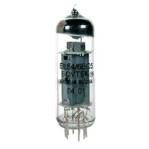 Sovtek EL84 Power Vacuum Tube