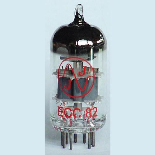 JJ Electronic ECC82/12AU7 Preamp Vacuum Tube