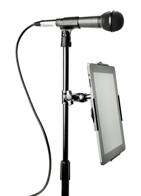 Jim Dunlop SturdyStand Mic Stand Holder for iPad™ 2