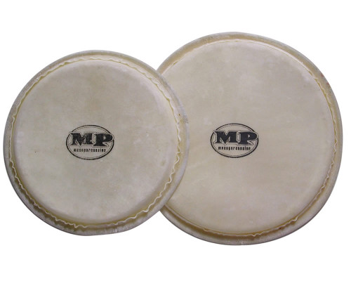 "Mano Percussion Replacement 4"" & 5"" Bongo Heads"