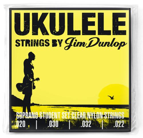 Jim Dunlop Student Soprano Ukulele Strings