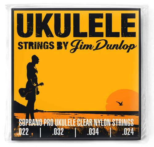 Jim Dunlop Student Pro Soprano Ukulele Strings
