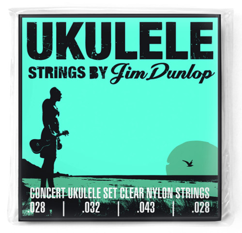 Jim Dunlop Concert Ukulele Strings