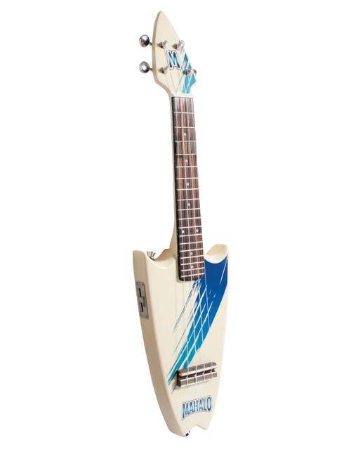 Mahalo MEU1/N Nylon String Electric Surf Ukulele