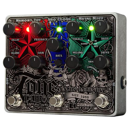Electro-Harmonix Tone Tattoo Analog Multi-Effects