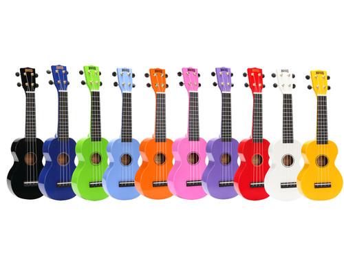 Mahalo Rainbow Series Soprano Ukulele