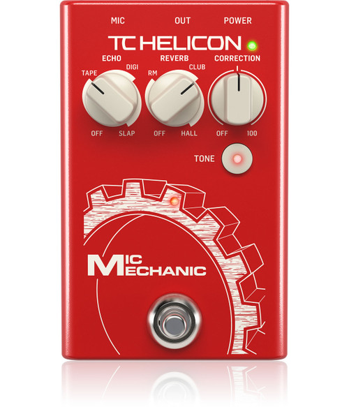 TC-Helicon VoiceTone Mic Mechanic 2