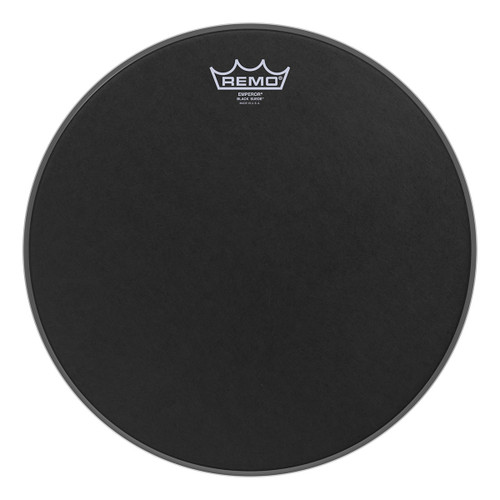 Remo Black Suede™ Emperor® Drum Head