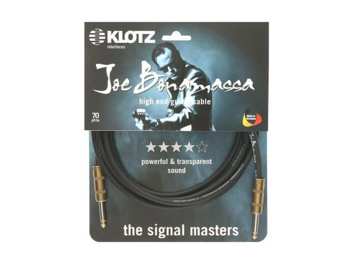 Klotz Joe Bonamassa 20' Instrument Cable