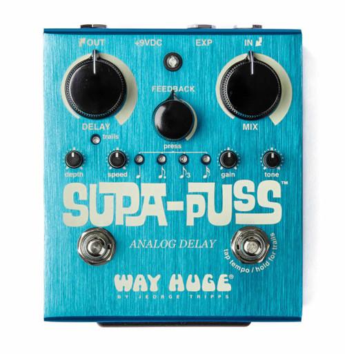 Way Huge® WHE707 Supa-Puss™ Analog Delay