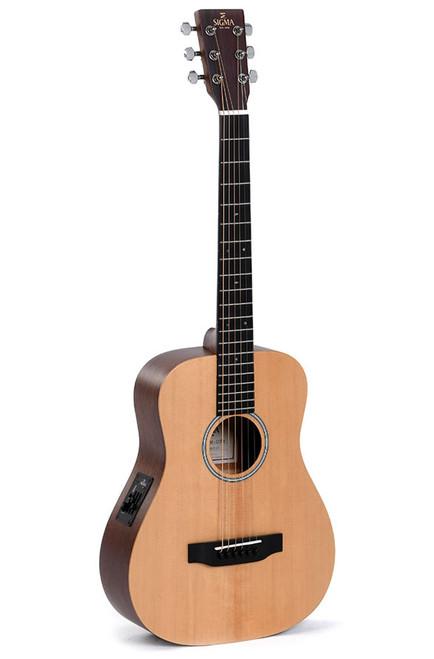 Sigma TM-12E Travel Guitar with Pickup