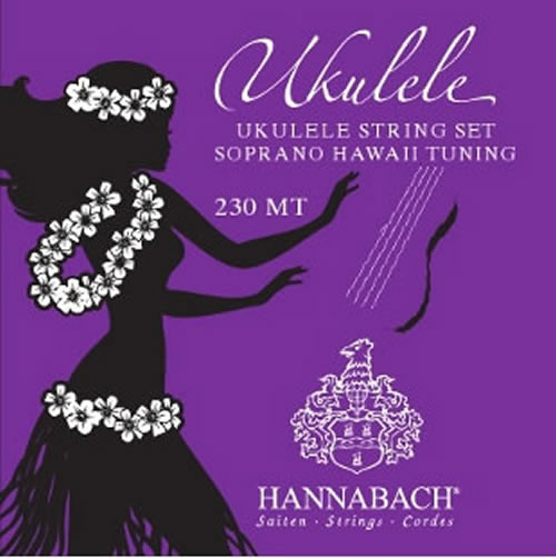 Hannabach 230MT Soprano Ukulele Strings
