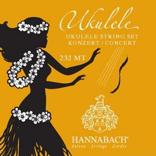 Hannabach 232 MT Concert Ukulele Strings