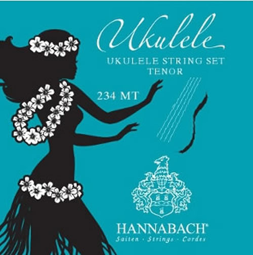 Hannabach 234 MT Tenor Ukulele Strings